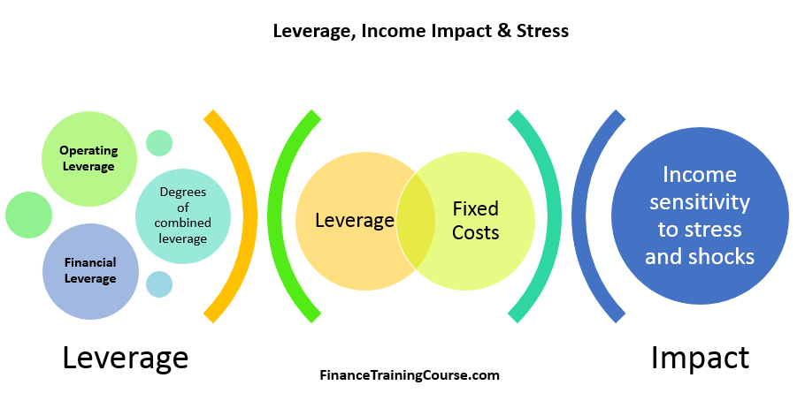 Leverage Fixed Costs and Income