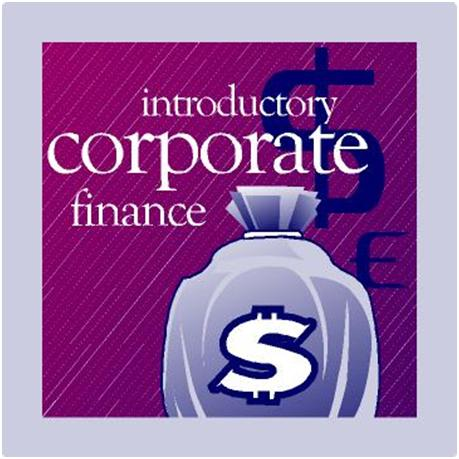 Introductory Corporate Finance