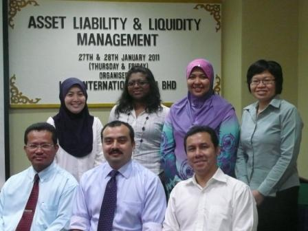 Asset Liability Management training workshop Malaysia