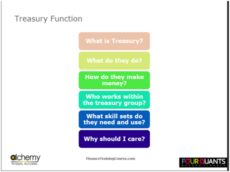 Treasury Function