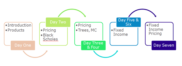 The Option Pricing models 5 nights crash course