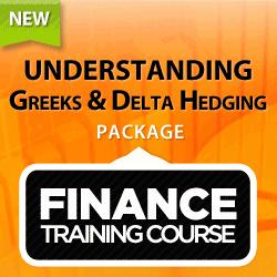 Understanding Greeks & Delta Hedging