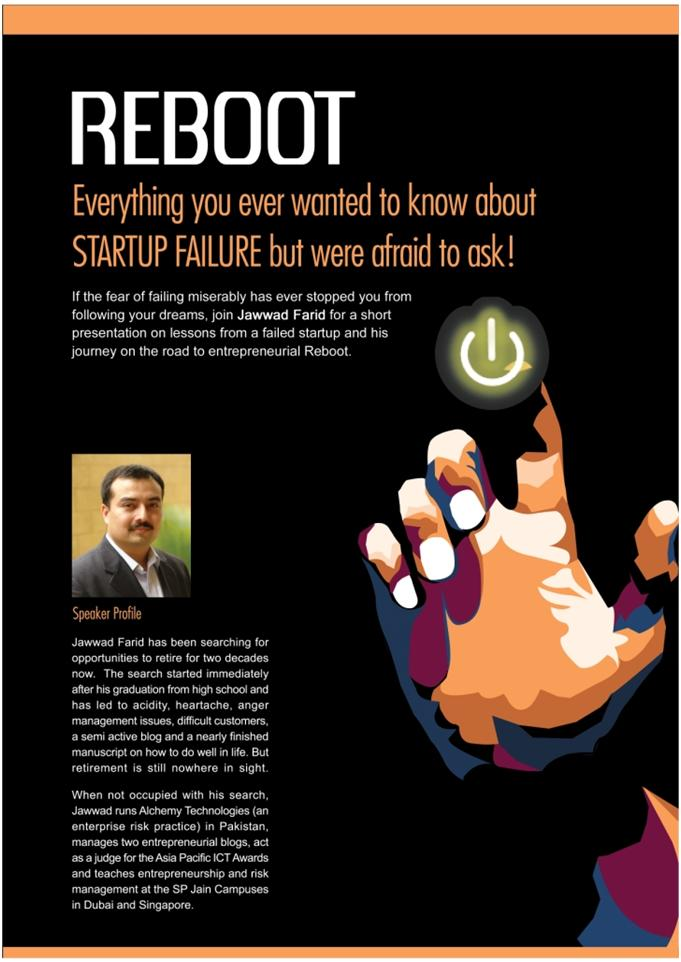 Columbia Business School & OPEN DC - Heart to heart on Startup Failure