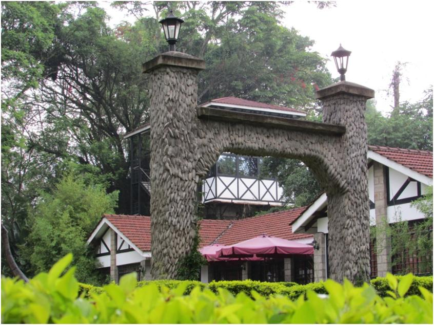 Karen County Lodges, Nairobi. The Kenya you wanted to see, but didn't.