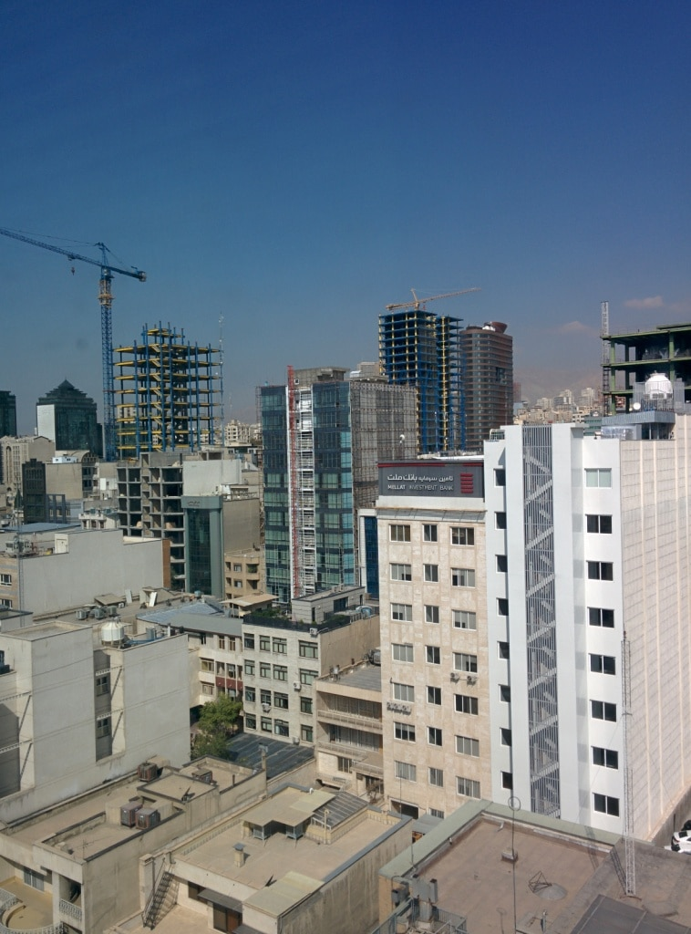 Tehran-Construction-Projects