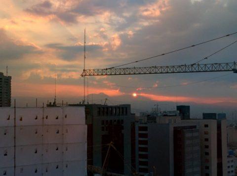 Tehran-sunrise