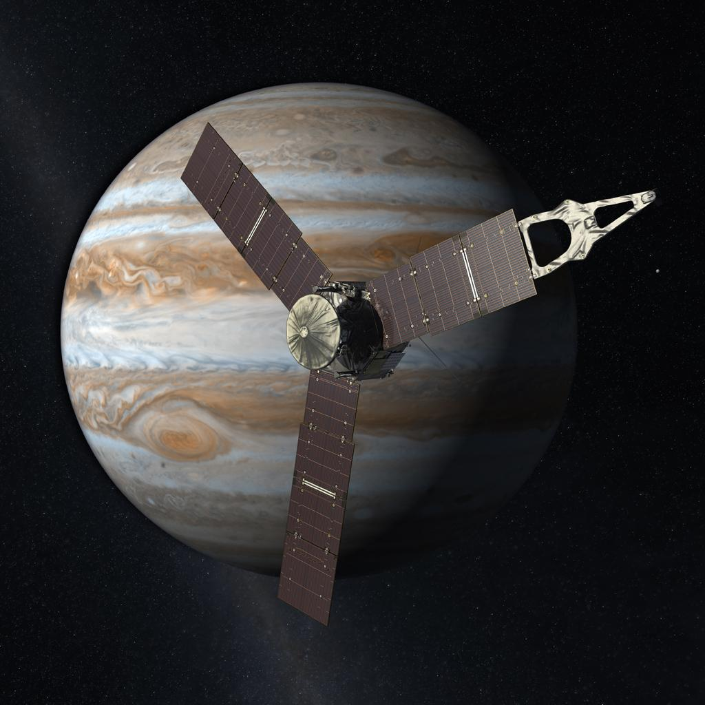 Juno-fly-by