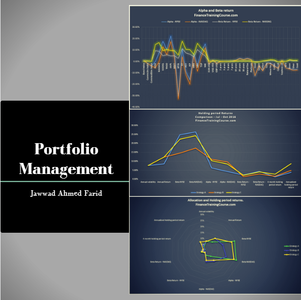 Portfolio-Management-with Excel solver