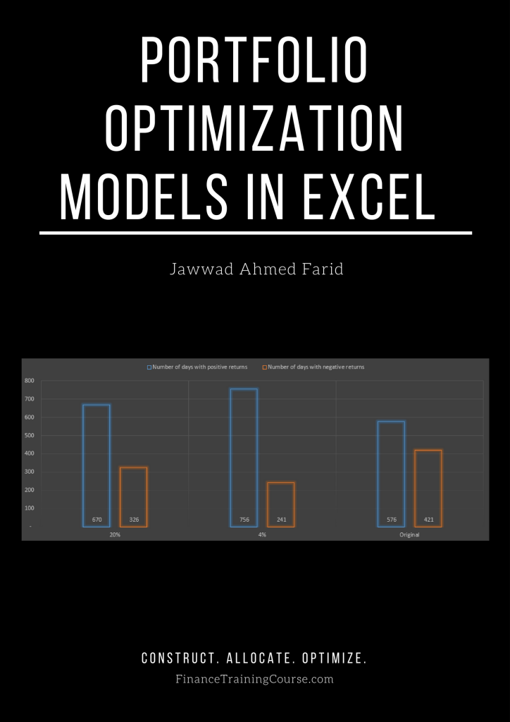 Portfolio Models in Excel - Cover