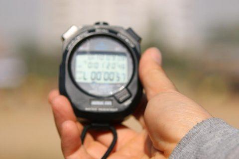 Foggedup-Stopwatch