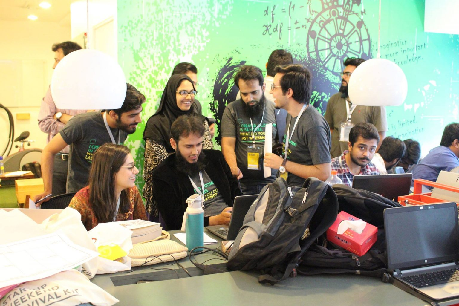 Community strikes gold at Nestio Startup Weekend