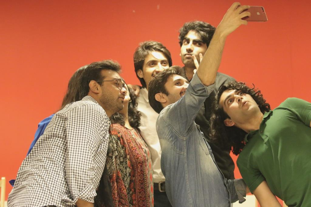 Startups, Founders and Stand up comedy in Karachi