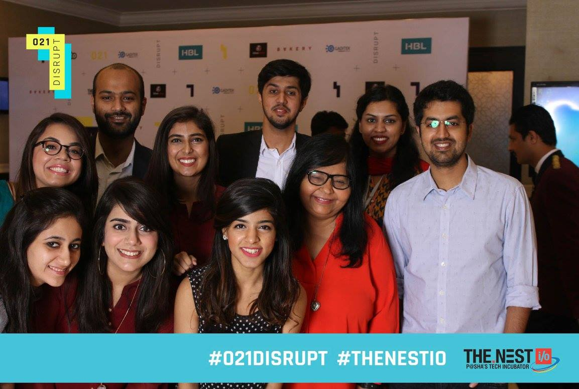 Putting the ecosystem on the map. Hashtag 021Disrupt