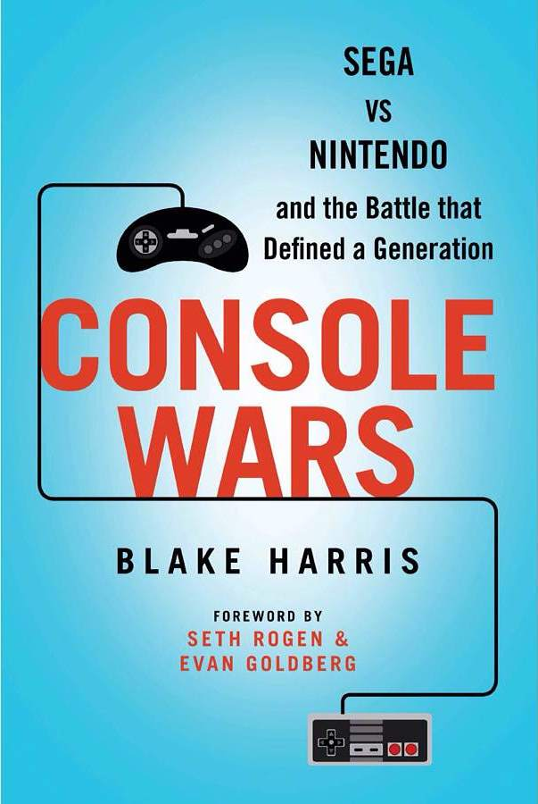 Console Wars by Black J Harris. A book review