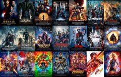 Disney Marvel MCU Film profits