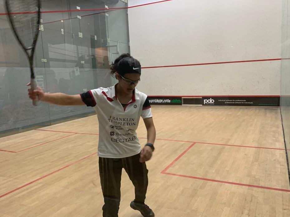 Amal Nadeem Izhar - European Open Final 2019