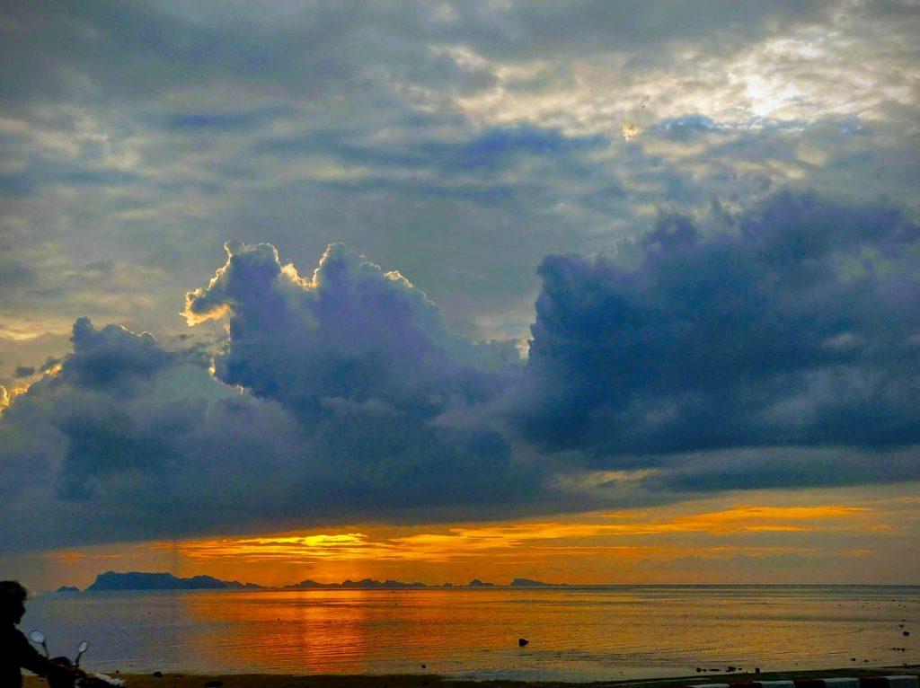 Koh Samui - Magical sunrise and sunset