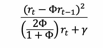 CIR Model Calibration - Covariance Equivalent Discretisation