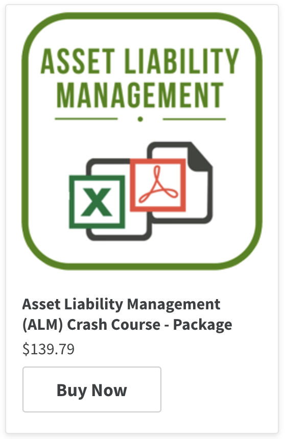 Asset Liability Management Crash Course