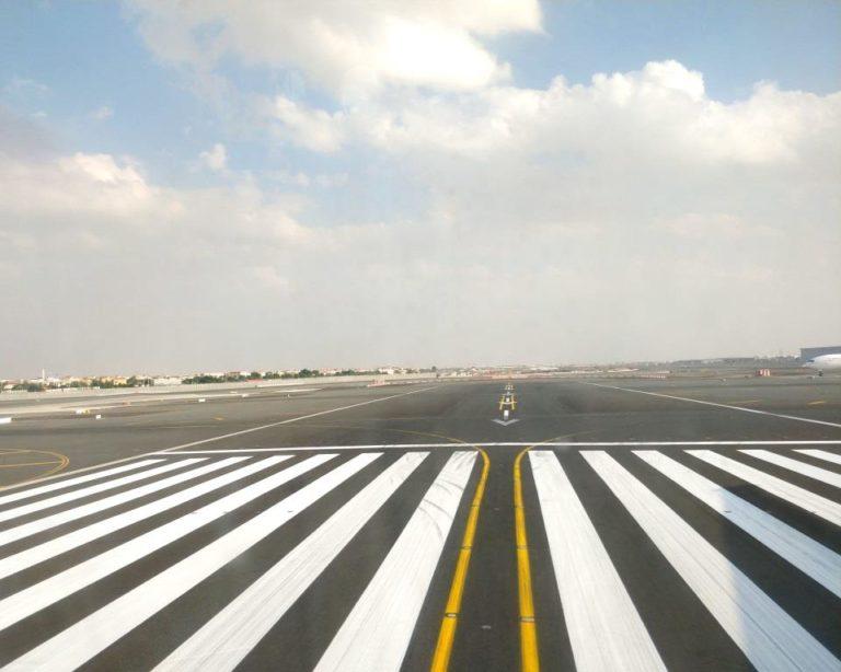 Launch runway